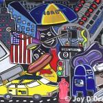 A Brief Glimpse | Acrylic on Canvas