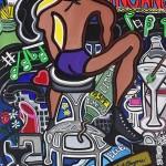 City Block | Acrylic on Canvas