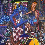 """Drinking and Sitting in Cafés 