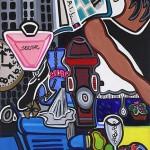 No Exit | Acrylic on Canvas