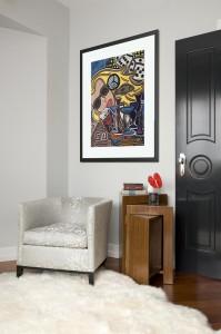 Joy D'orsay Pop art poster