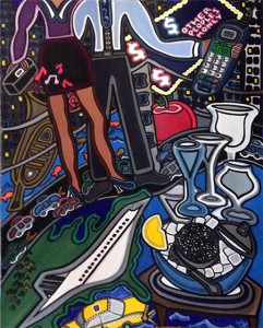 """Stepping Out 