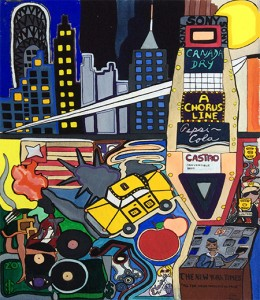 """The City in 1975 