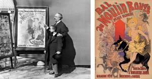 Toulouse Lautrec Poster Moulin Rouge Paris